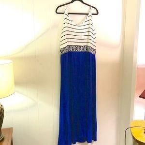 Full length sun dress 2X